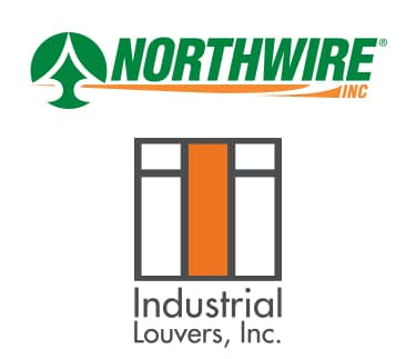 Branding, Logos, Northwire, Industrial Louvers
