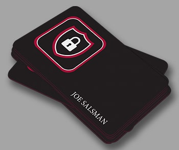 Collateral, Business Cards, Admit One
