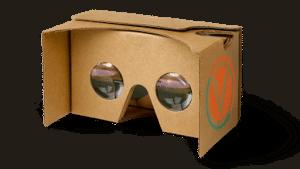 Virtual Reality Cardboard