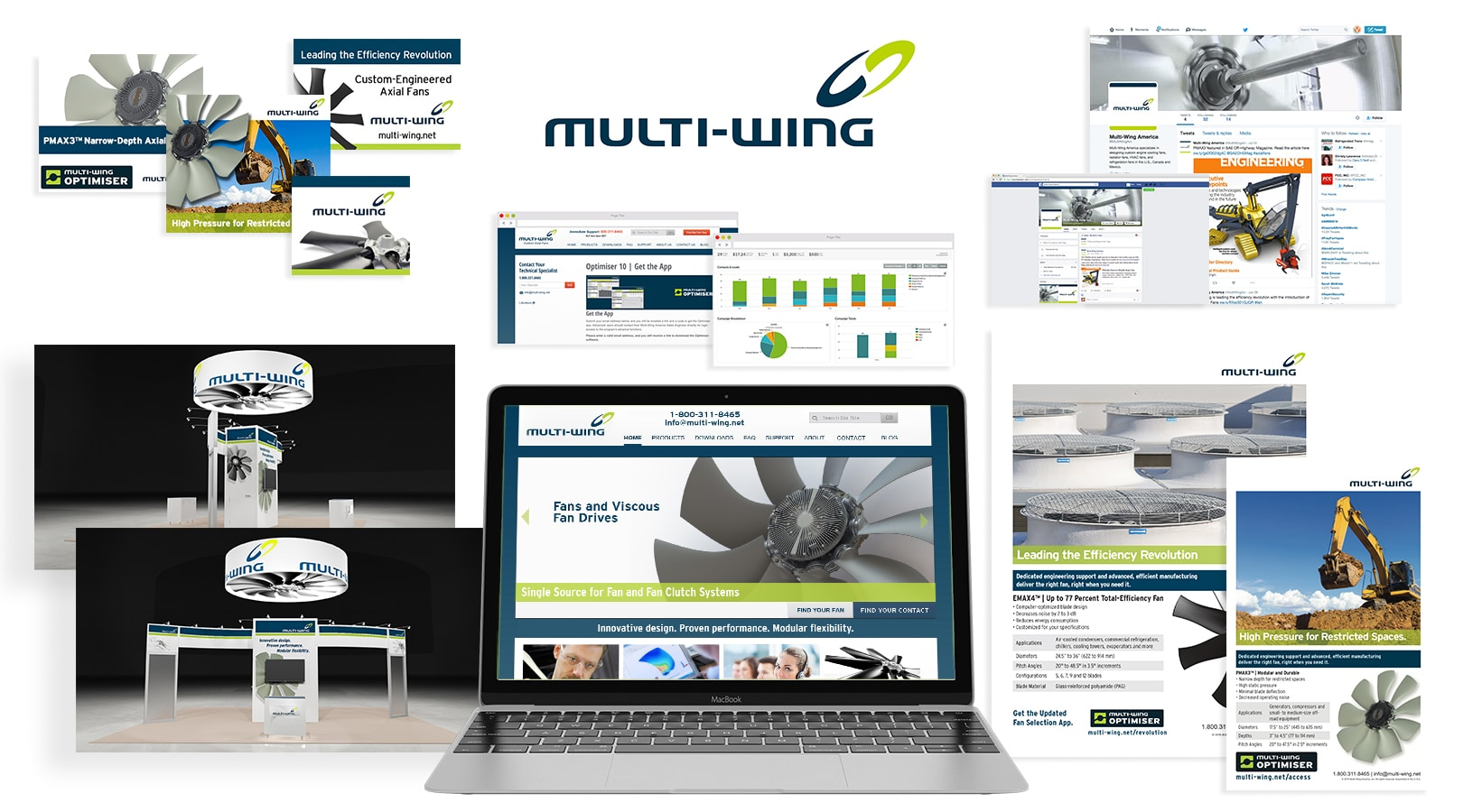 Multiwing